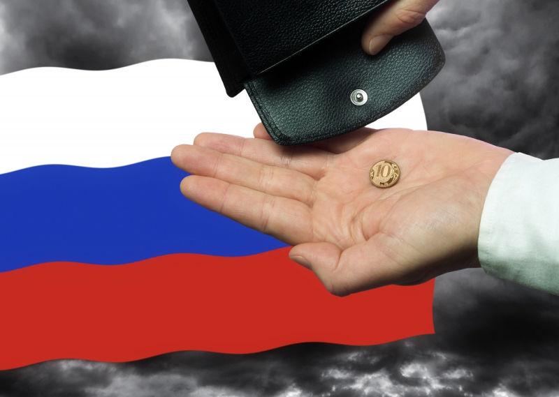 Россию ждет рецессия в ближайшие два года // Global Look Press