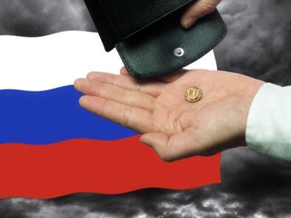 Дефолт в России // Global Look Press