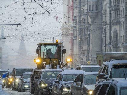 Автомобильные пробки — печальная реальность // Global Look Press