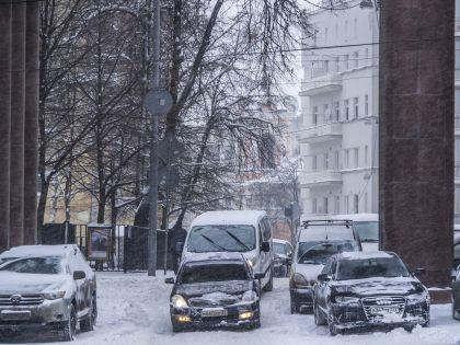 Москве снова грозит ледяной дождь // Константин Кокошкин / Global Look Press