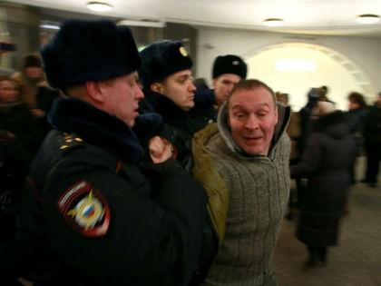 Эксперт считает, что сейчас ситуация в РФ далека от взрывоопасной // Zamir Usmanov / Global Look Press