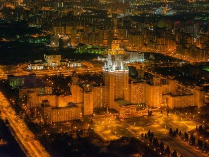 Татьянин день традиционно связывают с днём основания МГУ // Сергей Фомин / Global Look Press