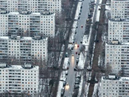 Московские многоэтажки // Global Look Press
