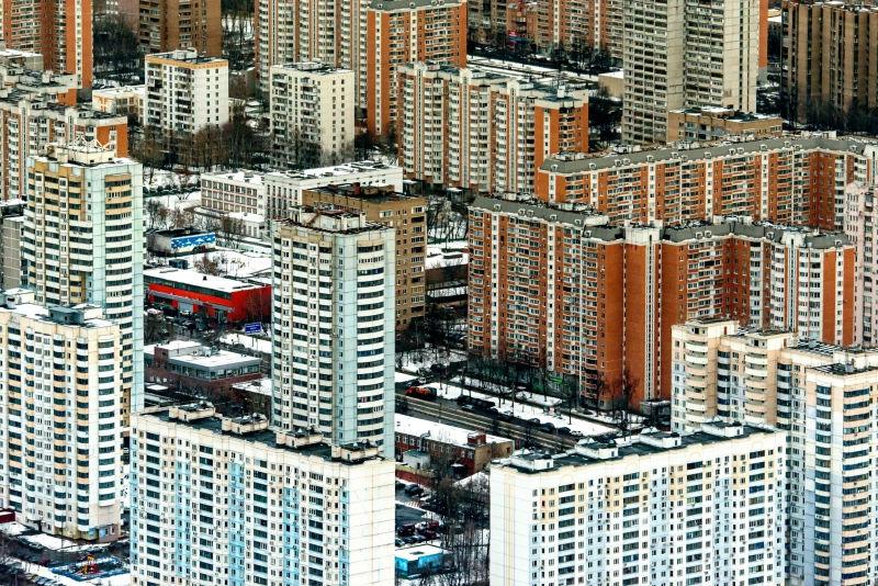 В подвале московского дома обнаружено тело мужчины // Serguei Fomine/Russian Look