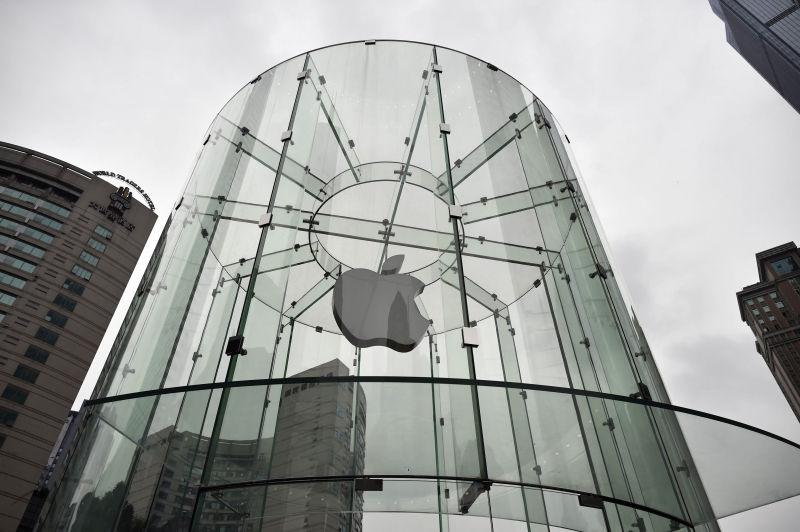 Российские сотрудники Apple пострадали из-за санкций // Global Look Press
