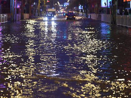 Причиной бедствия в грузинской столице стал многочасовой ливень //  Global Look