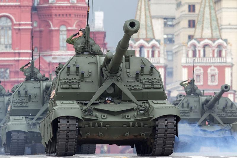 Чешский президент 9 мая будет в Москве, но не на параде // Leonid Faerberg/Global Look Press