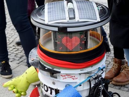 Робот любви немецкого производства // Global Look Press