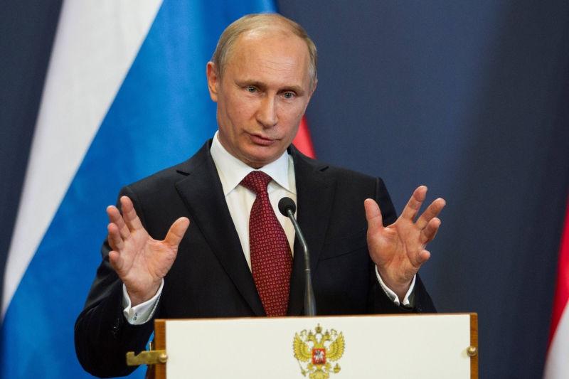 Путин сообщит о доходах в официальном отчете // Global Look Press