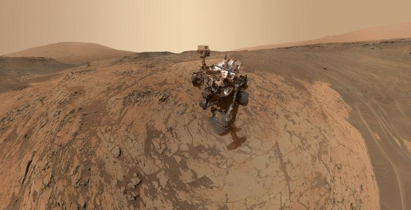 Уфологи нашли животных на Марсе // Global Look Press