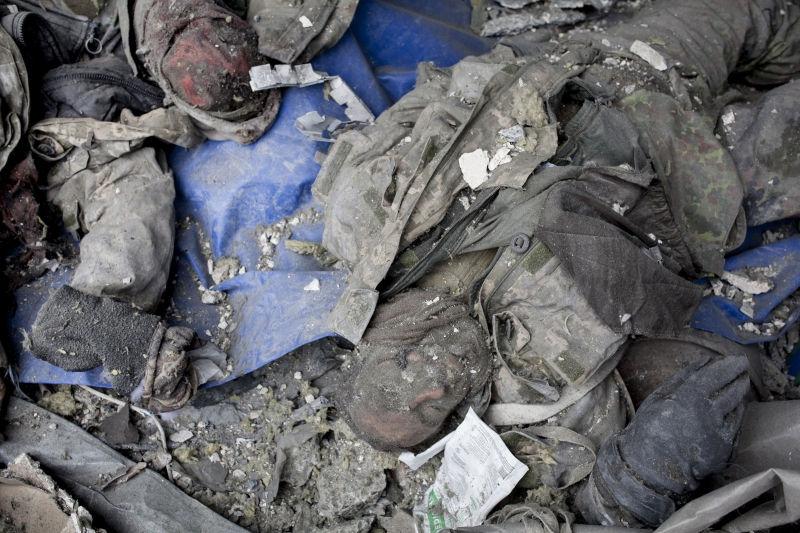 О доказательствах расстрелов пленных в ДНР и ЛНР сообщили Amnesty International // Global Look Press