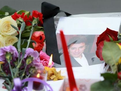Борис Немцов был убит 27 февраля 2015 года // Global Look Press