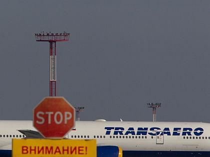 Пассажиры «Трансаэро» страдают из-за сложностей авиакомпании в отношениях с российскими аэропортами // Global Look Press