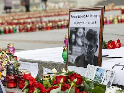Борис Немцов был убит вечером 27 февраля в центре Москвы //  Global Look