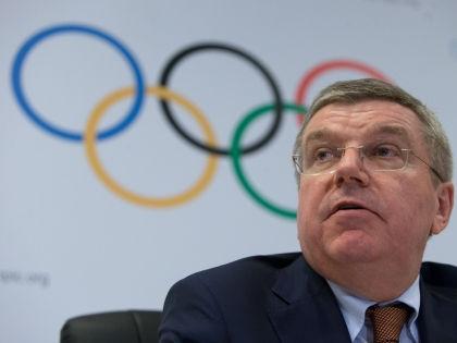 Президент Международного олимпийского комитета Томас Бах // Global Look Press