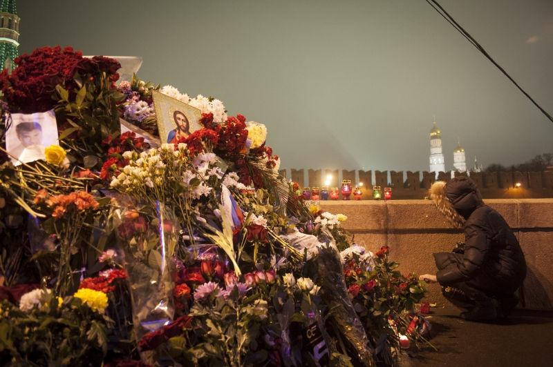 Предполагаемый убийца Немцова поведал о своем похищении // Anna Sergeeva/Global Look Press