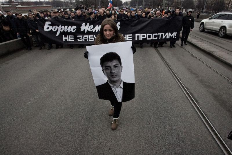Второй фигурант дела Немцова выпущен из-под ареста // Valya Egorshin/Global Look Press