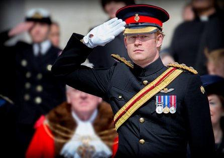 Армии Гарри отдал 10 лет жизни // Global Look Press