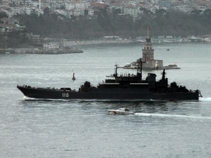 «Встреча России и Турции» в Эгейском море не состоялась // Global Look Press