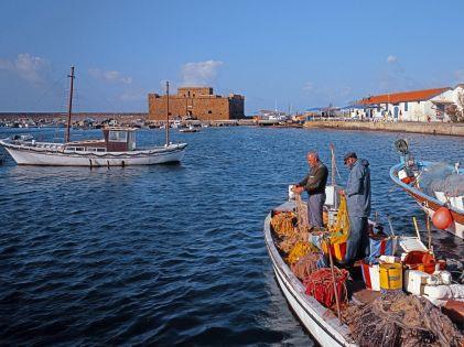 Туристический поток из Греции на Кипр вырос почти вдвое // Russian Look