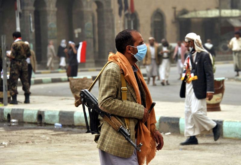 Еще одна провинция оказалась под контролем йеменских хуситов // Global Look Press