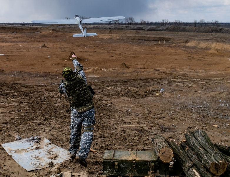 ДНР и Киев попытаются прекратить обстрелы // Global Look Press