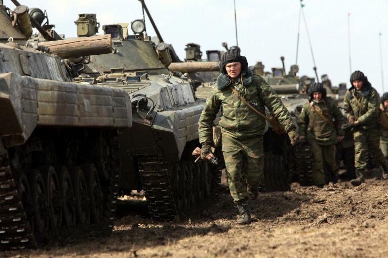 Ввод войск на Украину инициировал депутат ЛДПР // Global Look Press