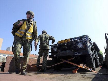 20 апреля в Эстонии начинаются, в которых примут участие военнослужащие США //  Global Look