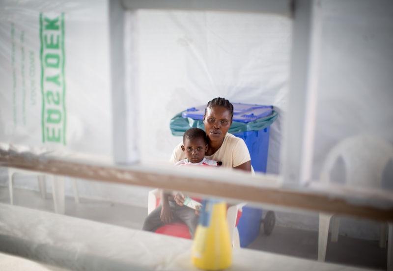 Эпидемия лихорадки Эбола закончилась в Либерии // Global Look Press