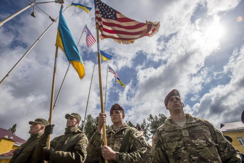 США поможет украинским военным // Oleksandr Rupeta/Global Look Press