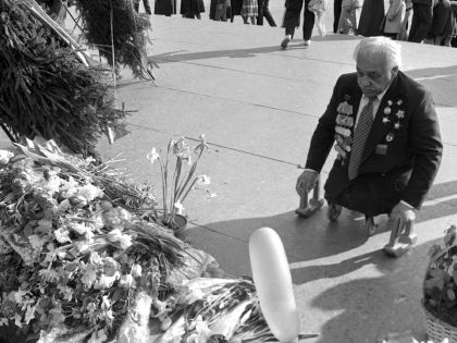 Ветеран-инвалид // Борис Кавашкин / Global Look Press