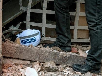 Наблюдатели ОБСЕ на Украине // Global Look Press