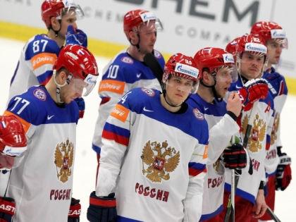 Сборная России по хоккею на ЧМ-2015 // Global Look Press