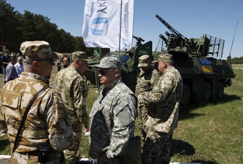 Киев получит новое вооружения от США // Global Look Press