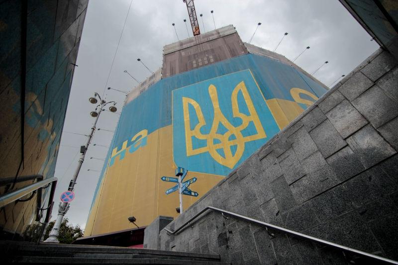 Единоросс рассказал о фашизме в Киеве // Nazar Furyk/Global Look Press