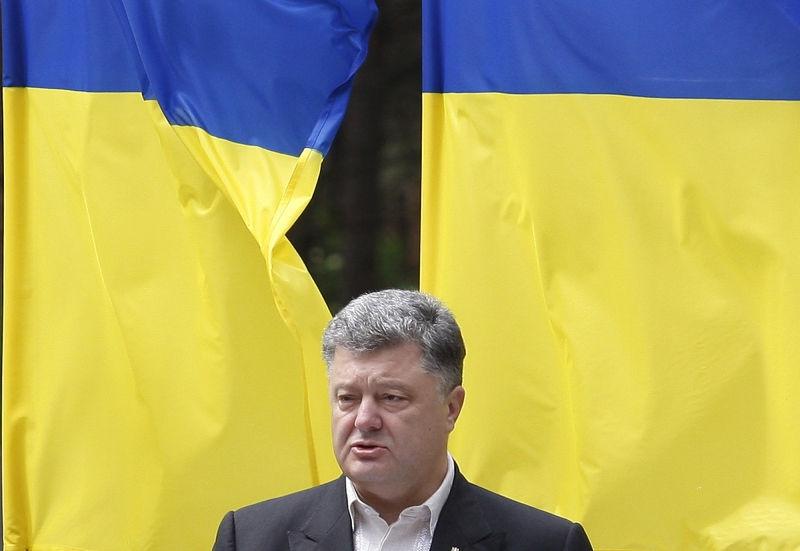 Порошенко рассказал о 80 российских военных на Украине // Serg Glovny/Global Look Press