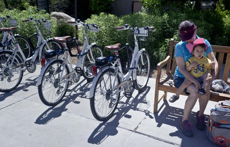 Несколько простых советов для будущих владельцев велосипедов // Global Look Press