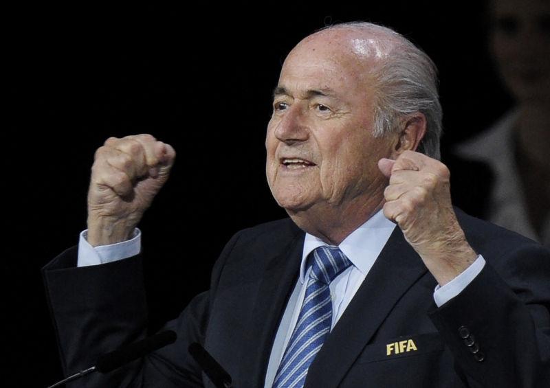 Блаттер не боится дела о коррупции в ФИФА // Global Look Press