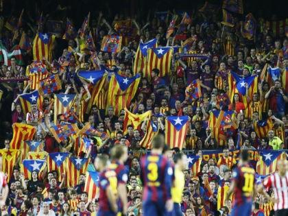 Фанаты «Барселоны» // Global Look Press