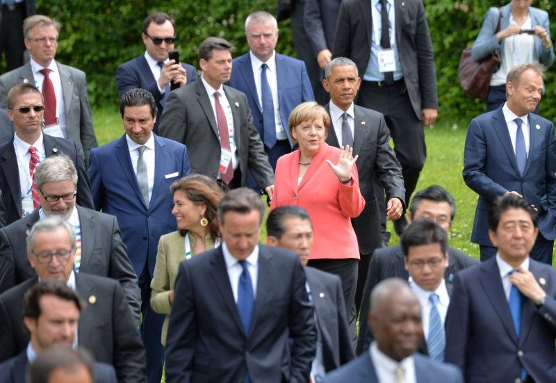 G7 готова к ужесточению санкций // Global Look Press