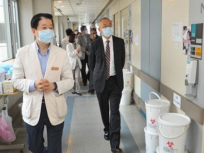 Вакцина вряд ли решит проблему распространения вируса MERS // Global Look Press
