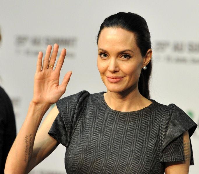 Джоли сыграет российскую императрицу // Global Look Press