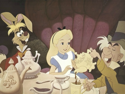 Кадр из мультфильма «Алиса в стране чудес» // Global Look Press