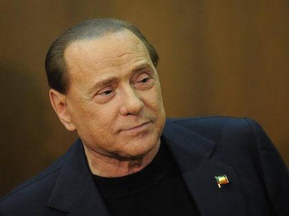 Экс-премьер Италии Сильвио Берлускони //  Global Look
