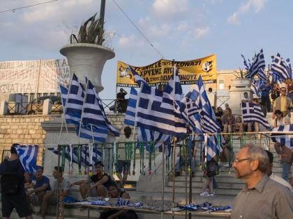 Нервная обстановка в Греции рождает большое количество слухов // Global Look Press