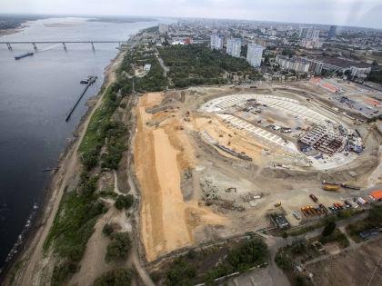 Подготовка к ЧМ-2018 в Волгограде // Global Look Press