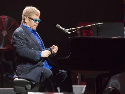Элтон Джон едет в Россию на концерт – и на встречу с Путиным? // Oscar Gonzalez / Global Look Press