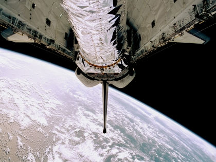 Орбиту Земли пока не будут порочить сексом // Global Look Press