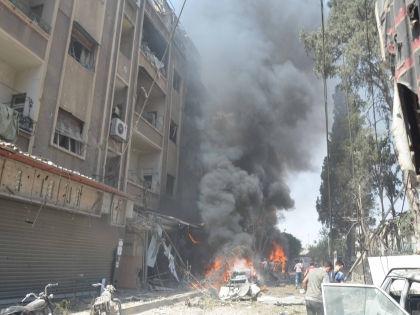 30 сентября по просьбе Башара Асада российские ВВС начали обстрел позиций ИГИЛ в Сирии // Global Look Press