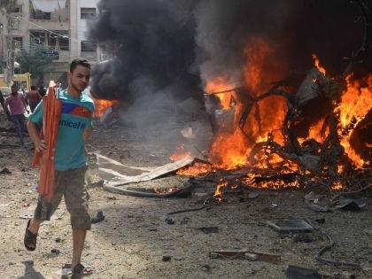 Конфликт в Сирии продолжается уже почти 5 лет // Global Look Press